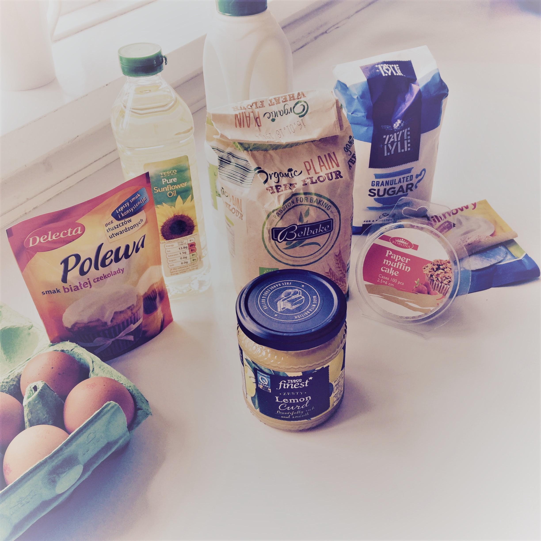 muffins ingredients