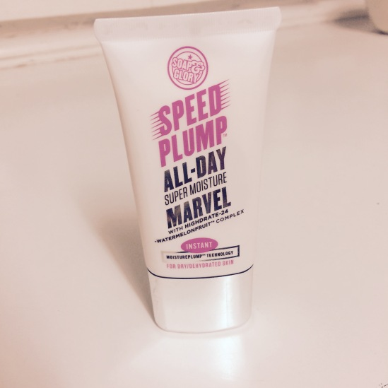 Soap and Glory Speed Plump Moisuriser